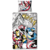 Marvel Comics Action Panel Duvet Set: Image 5