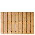 Graccioza Spa Bamboo Bathroom Duckboard: Image 1