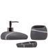 Sorema Tokyo Bathroom Accessories (Set of 3): Image 1