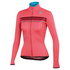 Sportful Women's Allure Thermal Long Sleeve Jersey - Cherry: Image 1