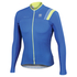 Sportful BodyFit Pro Thermal Long Sleeve Jersey - Blue: Image 1