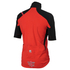 Sportful Fiandre Windstopper LRR Short Sleeve Jacket - Red: Image 2