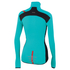 Sportful Women's Fiandre Light NoRain Long Sleeve Jersey - Turquoise: Image 2