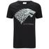 Camiseta Juego de Tronos Escudo de Armas Stark - Hombre - Negro: Image 1