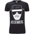 Breaking Bad Herren Heisenberg T-Shirt - Schwarz: Image 1