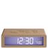 Lexon Flip Clock - Gold: Image 1