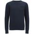 Dissident Men's Clere Pique Sweatshirt - True Navy: Image 1