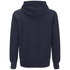 Dissident Men's Cobden Pique Zip Through Hoody - True Navy: Image 2