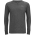 Tokyo Laundry Men's Port Hayward Long Sleeve Top - Charcoal Marl: Image 1