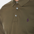 Polo Ralph Lauren Men's Long Sleeved Mercerized Mesh Polo Shirt - Defender Green: Image 5