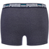 Puma Men's 2-Pack Striped Boxers - Blue/Navy: Image 3