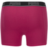 Puma Men's 2-Pack Boxers - Pink/Black: Image 3
