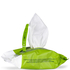 EmerginC Scientific Organics Facial Cleansing Wipes: Image 2
