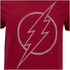 Camiseta DC Comics The Flash Logo - Hombre - Rojo: Image 5