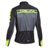 Nalini Confine Ti Long Sleeve Jersey - Black/Fluro Yellow: Image 2