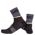 Nalini Salita Socks - Black/Grey: Image 1