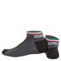 Nalini Strada Socks 6cm - Grey: Image 1