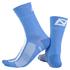 Nalini Corsa Socks 19cm - Blue: Image 1