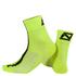 Nalini Corsa Socks 19cm - Fluro Yellow: Image 1