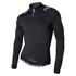Nalini Pro Gara Ti Long Sleeve Jersey - Black/Blue: Image 1