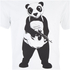 T-Shirt Homme DC Comics Suicide Squad Panda - Blanc: Image 4