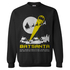 DC Comics Men's Batman Batsanta Christmas Sweatshirt - Black: Image 1