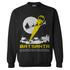 "DC Comics Men's Batman ""Batsanta"" Weihnachts-Sweatshirt – Schwarz: Image 1"