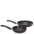 Tefal A157B245 Taste Frying Pan Twin Pack: Image 1