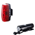 Cateye Volt 80 XC/Rapid Micro Light Set: Image 1
