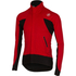 Castelli Alpha Long Sleeve Jersey - Red/Black: Image 1