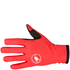 Castelli Scudo Gloves - Red/Black: Image 1
