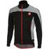 Castelli Mortirolo Reflex Jacket - Black: Image 1