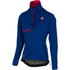 Castelli Women's Indispensible Jacket - Blue/Pink: Image 1