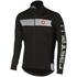 Castelli Raddopia Jacket - Black/Reflex: Image 1