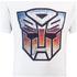 Transformers Men's Transformers Multi Emblem T-Shirt - Weiß: Image 2