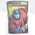 Transformers Mens Optimus Prime T-Shirt - Wit: Image 4