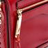 Rebecca Minkoff Women's Avery Flap Cross Body Bag - Deep Red: Image 3