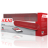 Akai XL Bluetooth Capsule Speaker - Red: Image 5