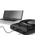 Akai A60008 USB Turntable - Black: Image 4