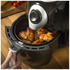 Swan SD90010N 3.2L Low Fat Healthy Air Fryer - Black: Image 2