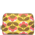 Orla Kiely Oval Flower Cosmetic Bag: Image 1