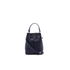 Furla Women's Stacy Mini Drawstring Bucket Bag - Navy: Image 1