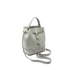 Furla Women's Stacy Mini Drawstring Bucket Bag - Agave: Image 3