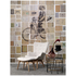 NLXL Biblioteca Wallpaper Mural 3 by Ekaterina Panikanova - EKA-03: Image 1