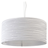 Graypants Drum Pendant - 18 Inch - White: Image 1