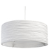 Graypants Drum Pendant - 24 Inch - White: Image 1