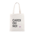 Cardiohno 创意标语帆布健身包: Image 1