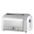 Magimix 11535 4 Slice Polished Toaster - Stainless Steel: Image 1