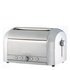 Magimix 11536 4 Slice Brushed Toaster - Stainless Steel: Image 1