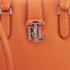 Lauren Ralph Lauren Women's Bethany Shopper Bag - Monarch Orange: Image 7